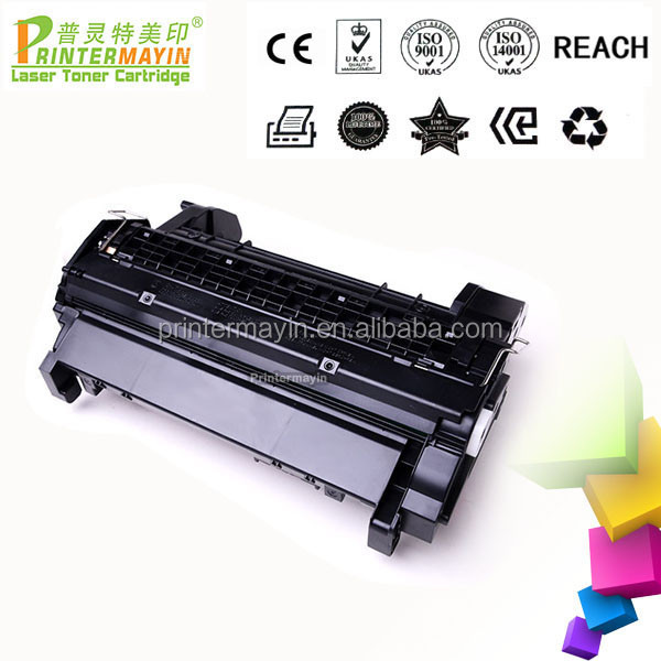 CE390A For Hp printer laser jet cartridge compatible black toner cartridge