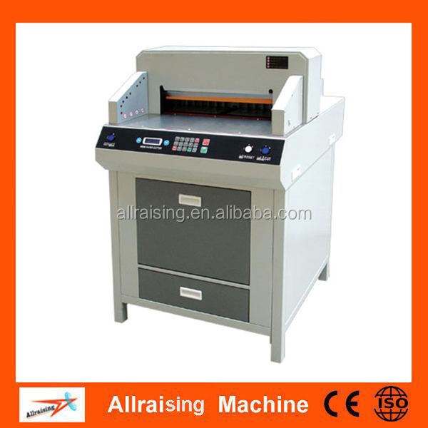 China professional manufacture electric 4808 HD Program-control paper cutting machine