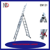 Combination Extension Ladders Aluminium For Fruits Picking