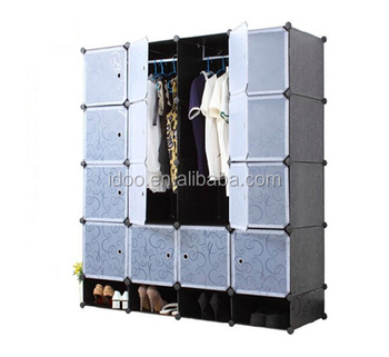 Big black background DIY plastic wardrobes storage furniture (FH-AL0956-16)  sc 1 st  Alibaba & Big Black Background Diy Plastic Wardrobes Storage Furniture (fh ...