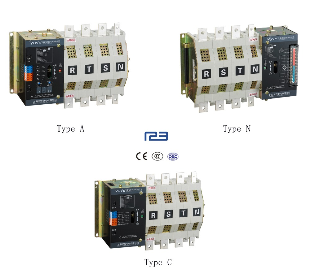 Automatic Transfer Switch 63a 2p Ats For 125a 4p Generator Buy 4 Circuit Light Switches Australiaautomatic Ats125a