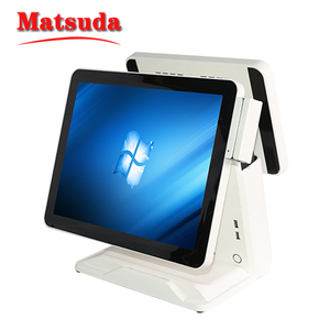 15inch touch screen pos terminal epos systems window os for pos dealer
