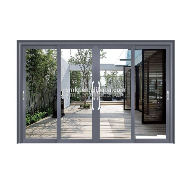 sliding glass security door-Source quality sliding glass