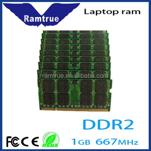 ddr memory 800mhz CL6 sodimm ddr2 ram laptop 1gb for notebook