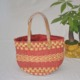 Chinese hand-woven ladies' handbag, bag shopping