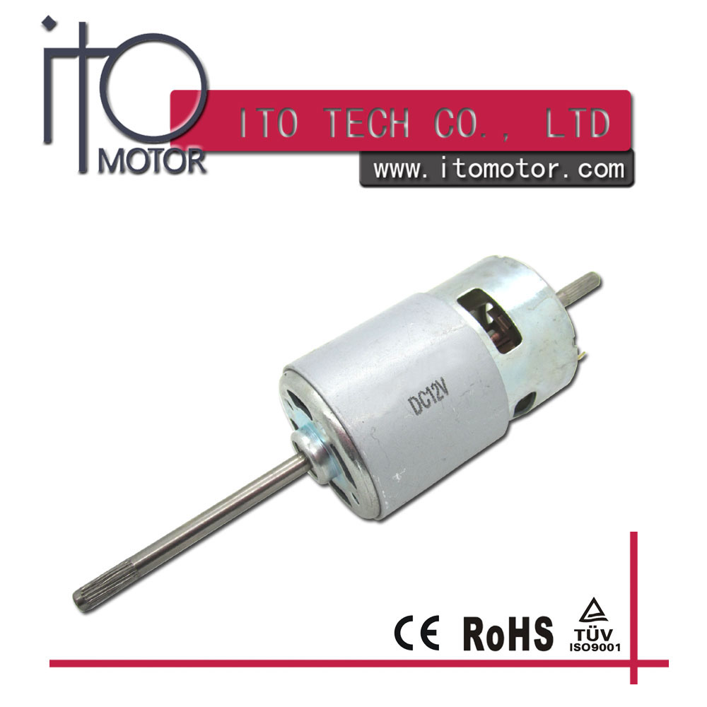 36v rs-7712 hand tool dc motor