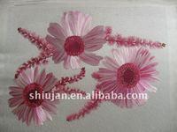 Handicraft handmade Chrysanthemum Hunan Embroidery