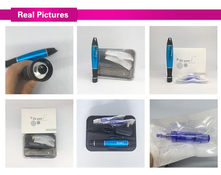 2020 מכירות מוצרים חדשים החדש פנים הידוק עור תרפים microneedle מכונה אוטומטי חשמלי derma עט