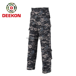China Supply Urban Digital Camo T/C 65/35 Rip-stop Tactical Pants--ACU