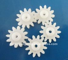 M1.0*12T plastic pinion gear kit