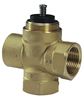 Pn16 Inside Geared Threaded 3 way Lineer Valve GXI 46.20