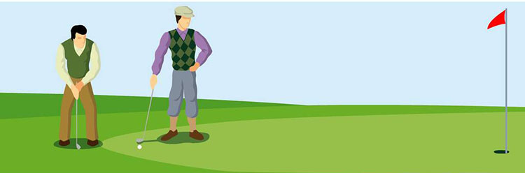 Rivet Golf Headcover สำหรับพัตเตอร์ PU หนังกอล์ฟใบมีดสีขาวสีดำกอล์ฟคลับครอบคลุม
