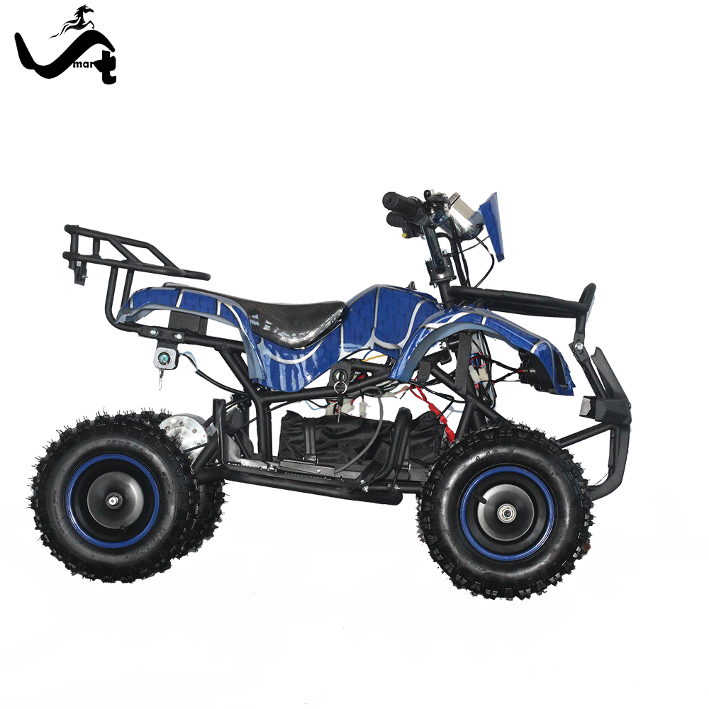 High quality electric quad 4x4 atv for sale