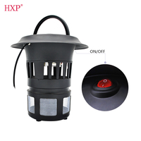2015 10W UV led light electronic mosquito insect trap/ killer lamp with CE & ROHS