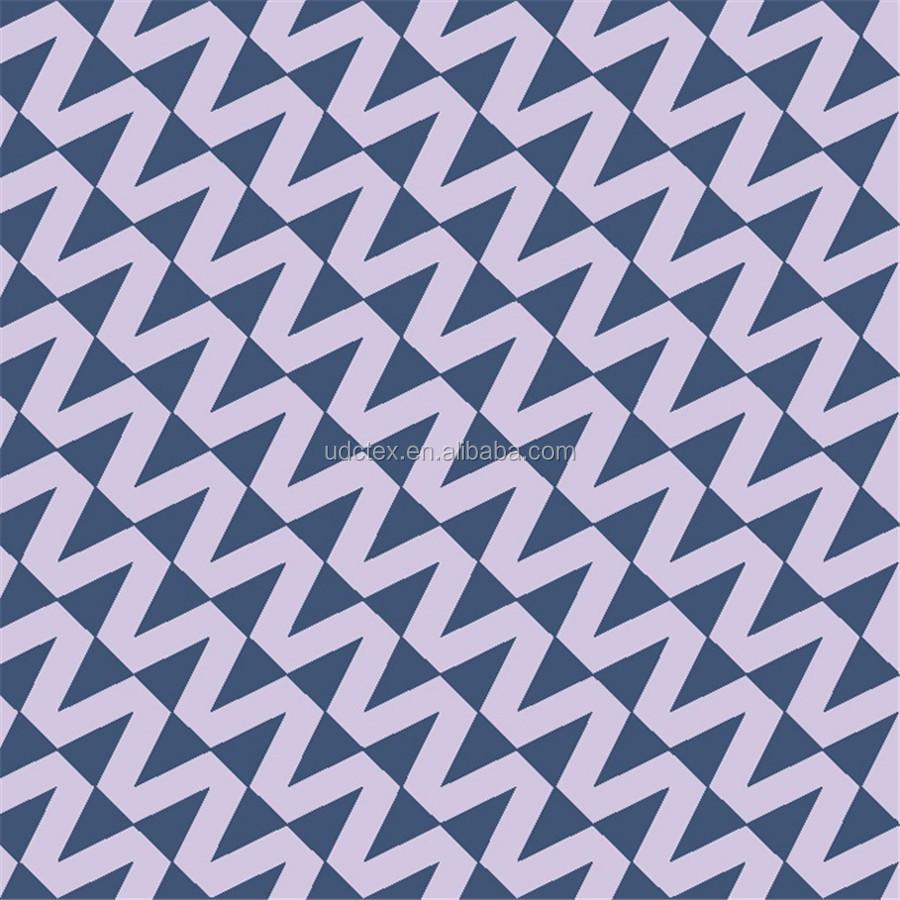 print pongee fabric