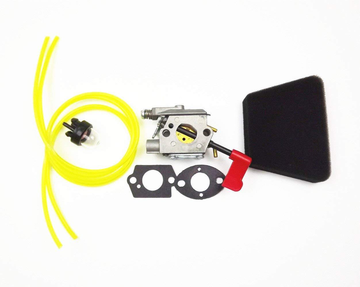 labwork WT-628 New Carburetor for Craftsman Poulan 32cc Gas Trimmer Pole Pruner Walbro WT-628 Carb 530071637 530071405 530071565