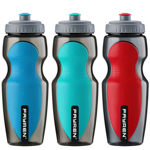 Extremely popular 450ml drink BPA-free narrow mouth leak proof sport plastic bottle water