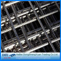 10 mm steel bar welded wire mesh reinforcing concrete panels for sale