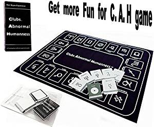 Star-Signs Cards Expansion For C. A. H. Card Game. Include A Star-Sign Houses Playmat,21 Star-signs cards,40 blank DIY cards.( Official Card Game Sold Separately), Model: , Toys & Play