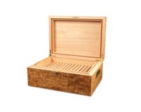 Cigar Humidor Cedar Wooden Fancy Cigar Humidor