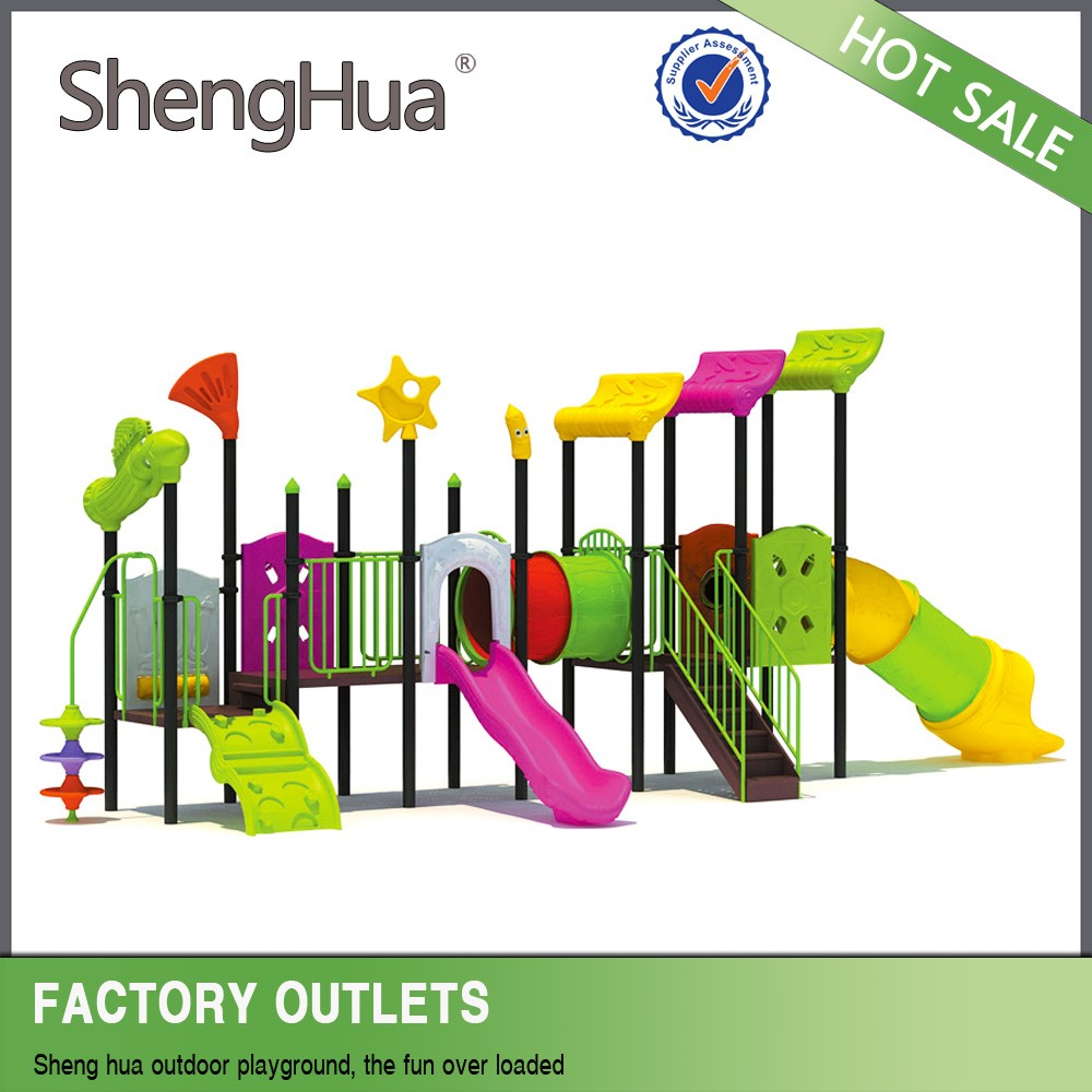 New design Multi-function adventure play Outdoor play equipment , high quality outdoor playround equipment