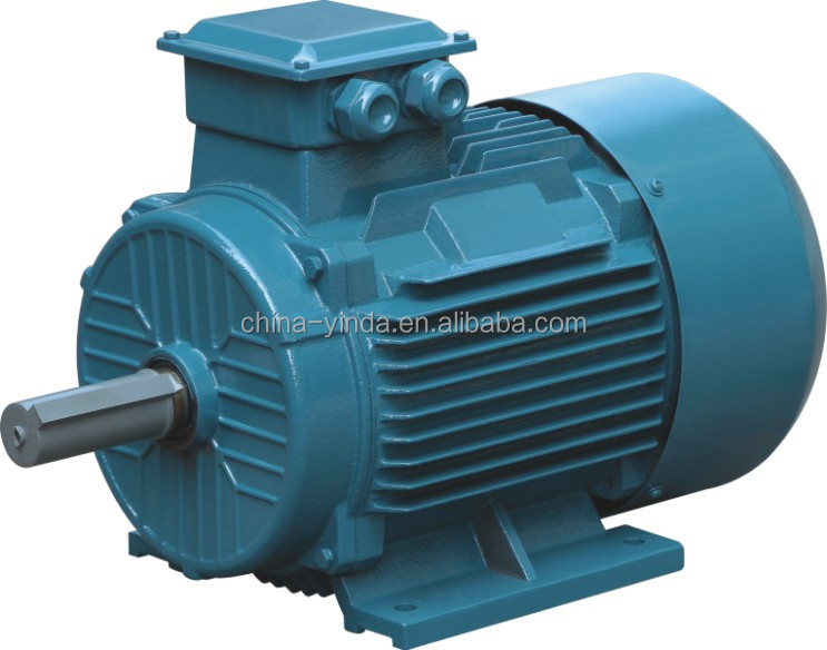 Y/Y2/Y3 three phase asynchronous electric motor 150KW