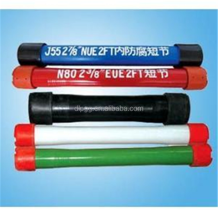 2 7/8 EUE API Drill Pipe Pup Joint Tubes For Sale