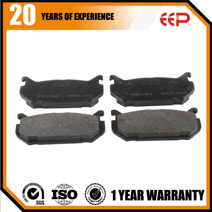Front TEC Ceramic Brake Pads Fits Ford Mazda 626 MX-6 Probe Protege
