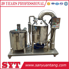 Mini Bee Honey Production Equipment Extractor Concentrator Plant