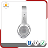Fashion retractable bluetooth headphone V4.2 for mobile phone and computer