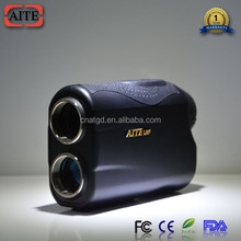 8*25mm 600m customized hunting laser rangefinder pin sensor golf laser range finder 600m
