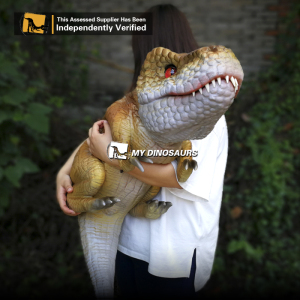 MY DINO-SP072 Walking of the Dinosaurs Animatronic T-rex Dinosaur Costume