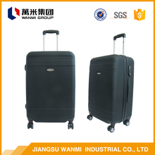 Machine-made good simple abs travel leisure luggage parts bag sets