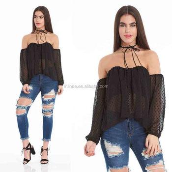 05968919427 Blouse Patterns for Net Sarees Women Fashion Long Sleeve Designer Blouses  for Net Saree Off Shoulder