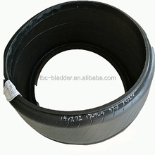 Butyl rubber Curing bladder