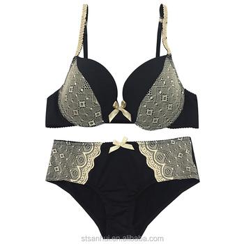 7b4400466102 Comfortable Latest Lace Design Bra Panty Set Nylon Ladies Bra And  Underpants Set Women New Style