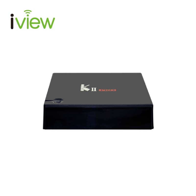 K2 PRO Android 5.1.1 tv box DVB S2 T2 Amlogic S905D Quad Core incorporado 2,4G Wi-Fi set top box