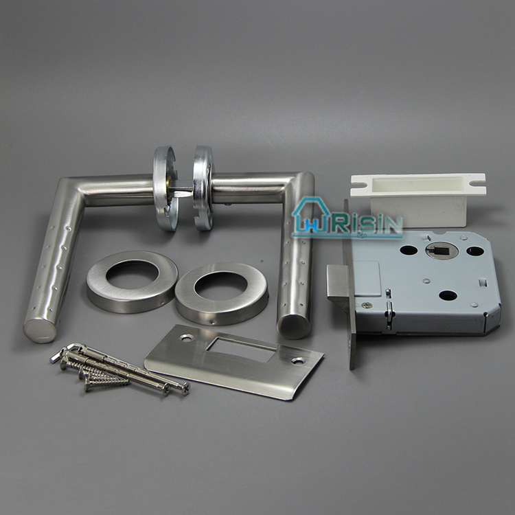European Style Stainless Steel Door Locks Handle