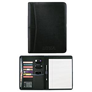 UTSA Pedova Black Writing Pad 'UTSA Engraved'