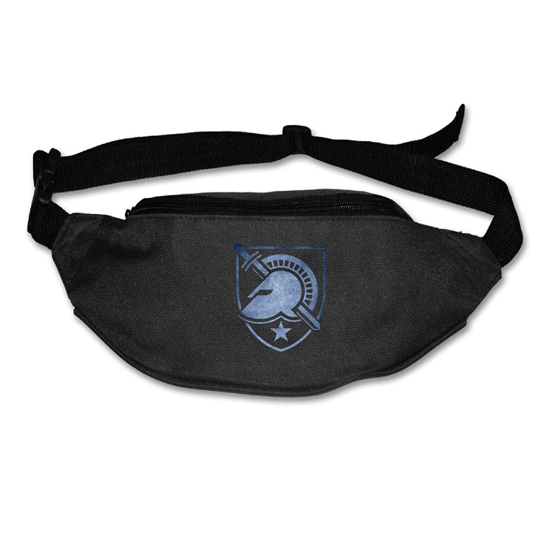 Buy Army West Point Black Knights Waist Bags For Men Women Black (2 ... 8bb1e295de