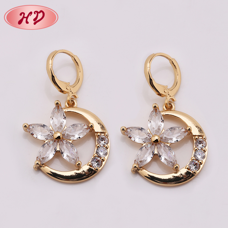 China Factory Direct Sale Buy Jhumka Cheap Jewelry Earrings Online
