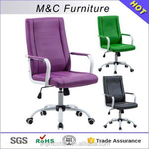 M&C 2016 new design swivel cheap modern furniture desk office chair