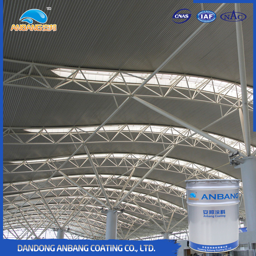 AB303 multi purpose anti corrosion epoxy siloxane self cleaning coatings