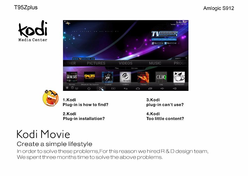 Free Custom Logo S912 Tv Box Android 7 1 4k T95z Plus 3gb 32gb Android Tv  Box Kd 17 5 From Factory - Buy Android Tv Box,High Quality Hd Sex Free Pron