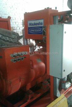 Waukesha Dresser Gas Generator