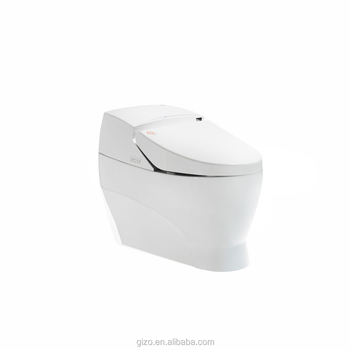 European Water Closets Smart Toilet Bowl In Hotels