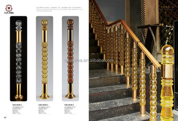 Ordinaire Acrylic Balcony Railing Designs, Plastic Handrail Cover,Acrylic Stair  Railing System