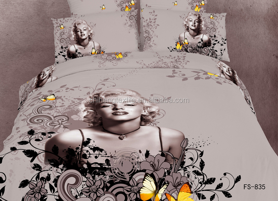 Marilyn Monroe Comforter Set Marilyn Monroe Comforter Set Suppliers And Manufacturers At Alibaba Com