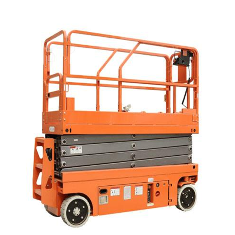 DC Battery OR AC mobile hydraulic scissor lift