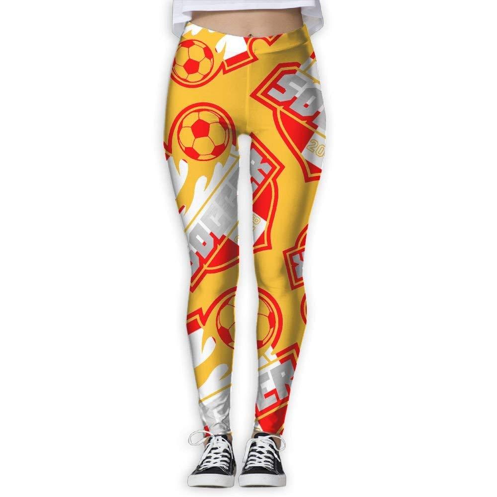 f3b0ef919f0 Buy 2018 Soccer Fans Switzerland Women Printed Sports Yoga Pants ...